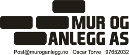 Mur og Anlegg AS logo